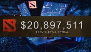 dota premio 20 millones