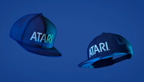 gorra atari speakerhat