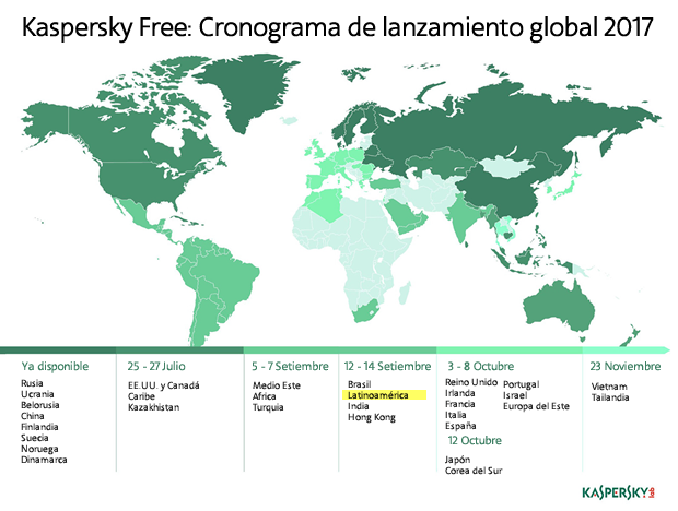 mapa kaspersky free