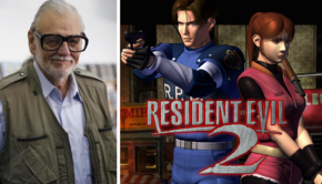 resident evil 2 documental romero