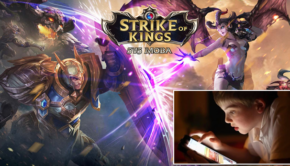 strike of kings menores