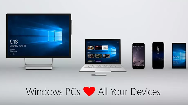 windows loves devices