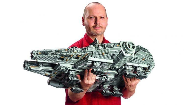 LEGO Halcón milenario Milenium Falcon (2)