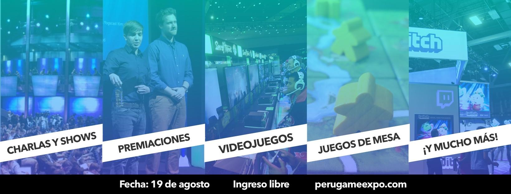 Peru Game expo