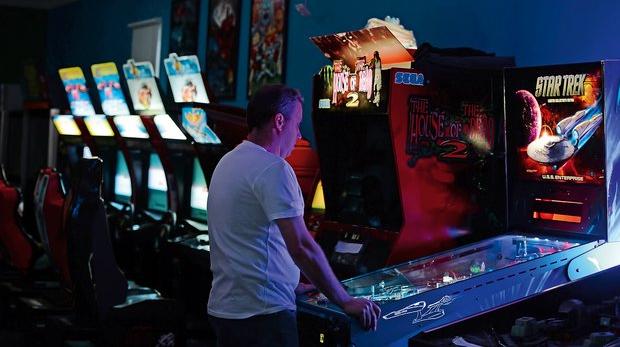 coleccion videojuegos arcades