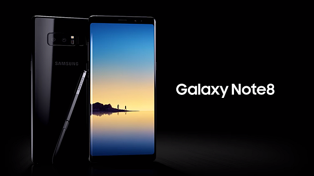 samsung galaxy note8 new hero