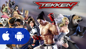 tekken ios android