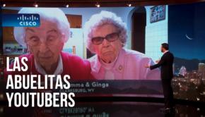 abuelitas youtubers