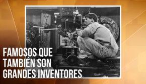 famosos inventores