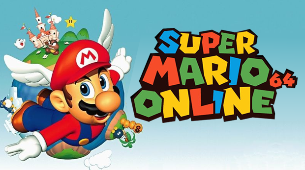 how to use super mario 64 online