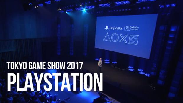 tgs 2017 playstation