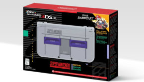 3ds xl super nes