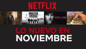 netflix noviembre