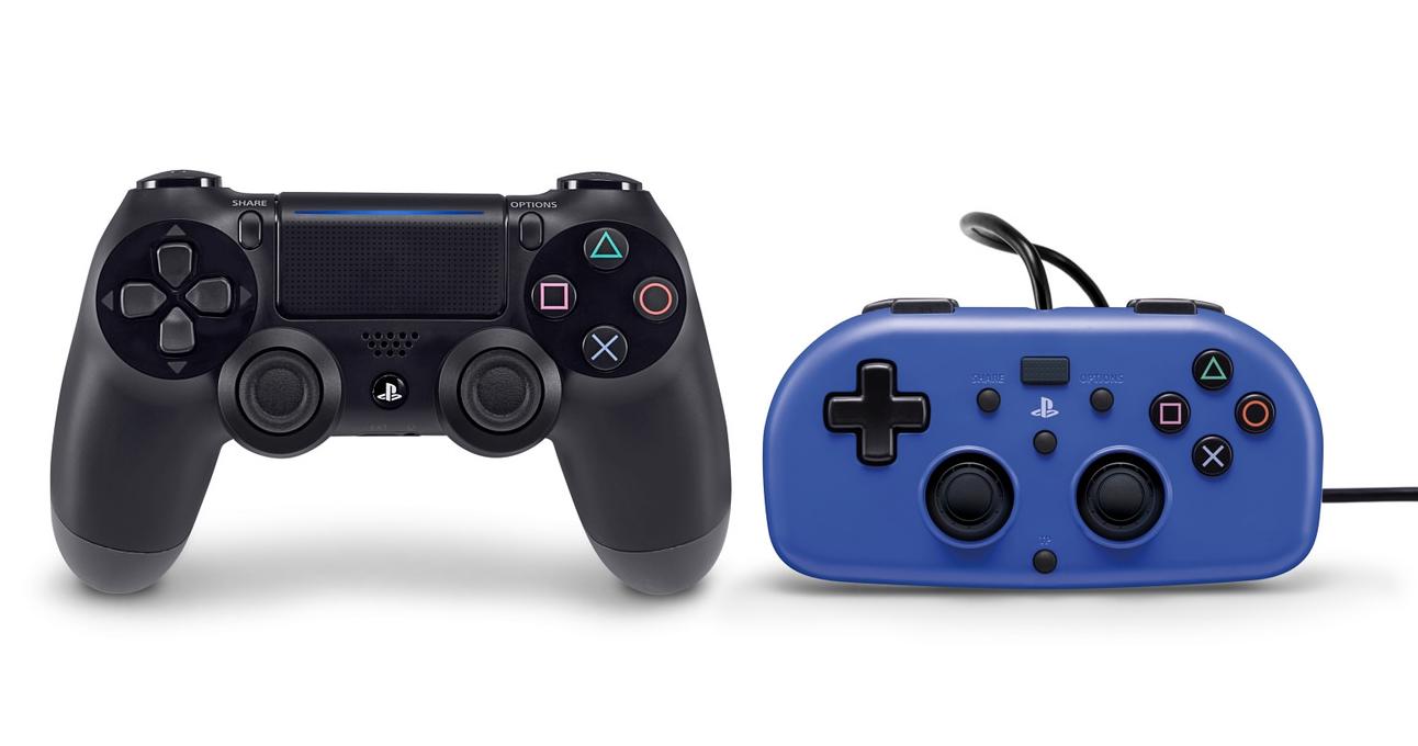 Playstation Lanza Un Nuevo Control De Ps4 Especial Para Ninos