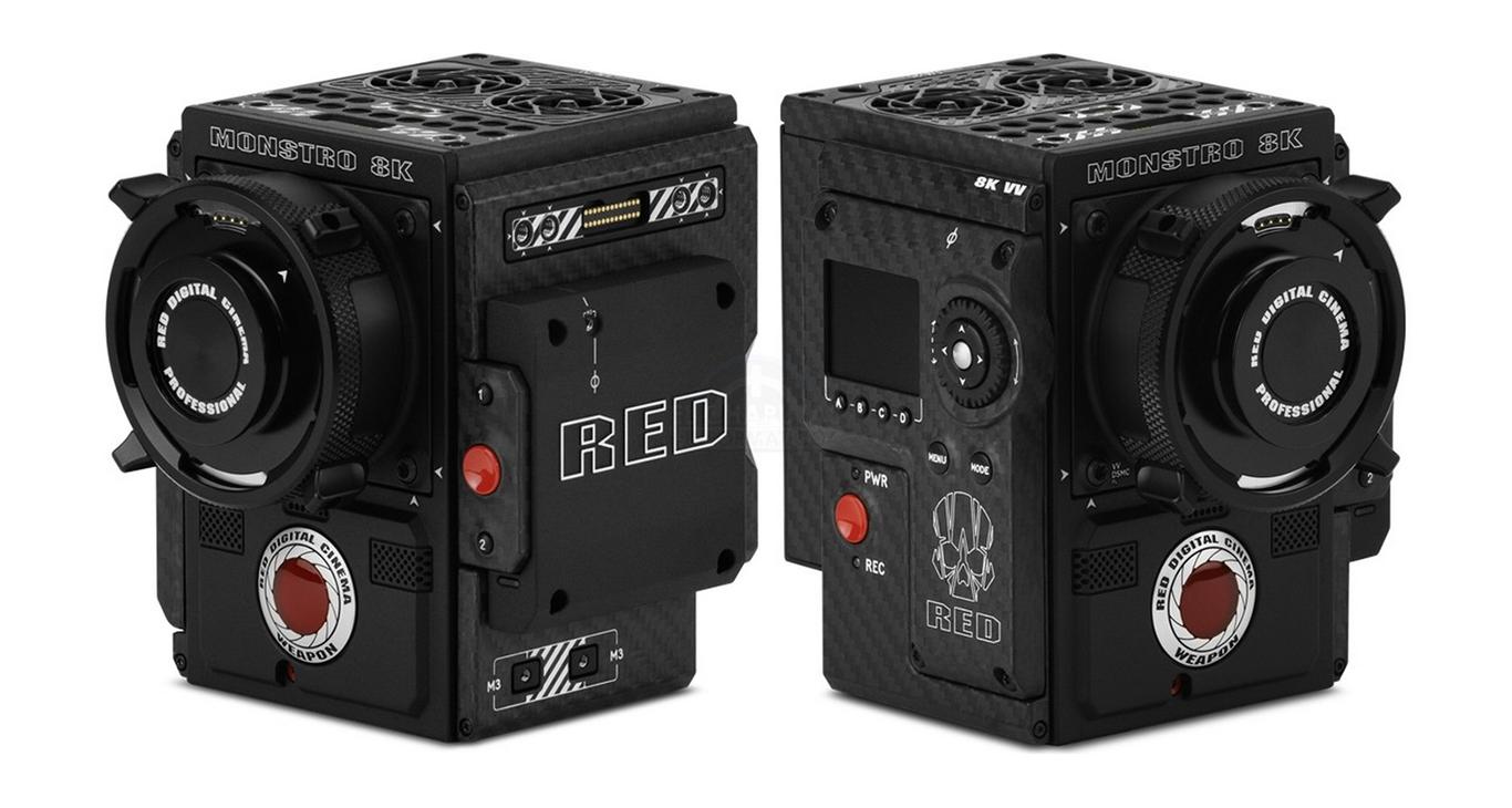 Este nuevo sensor para cámaras RED puede grabar video en 8K y cuesta ...