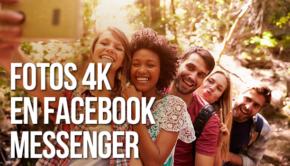 fotos messenger 4k