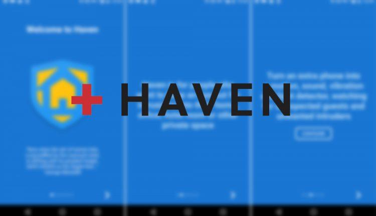 HAAVEEEN