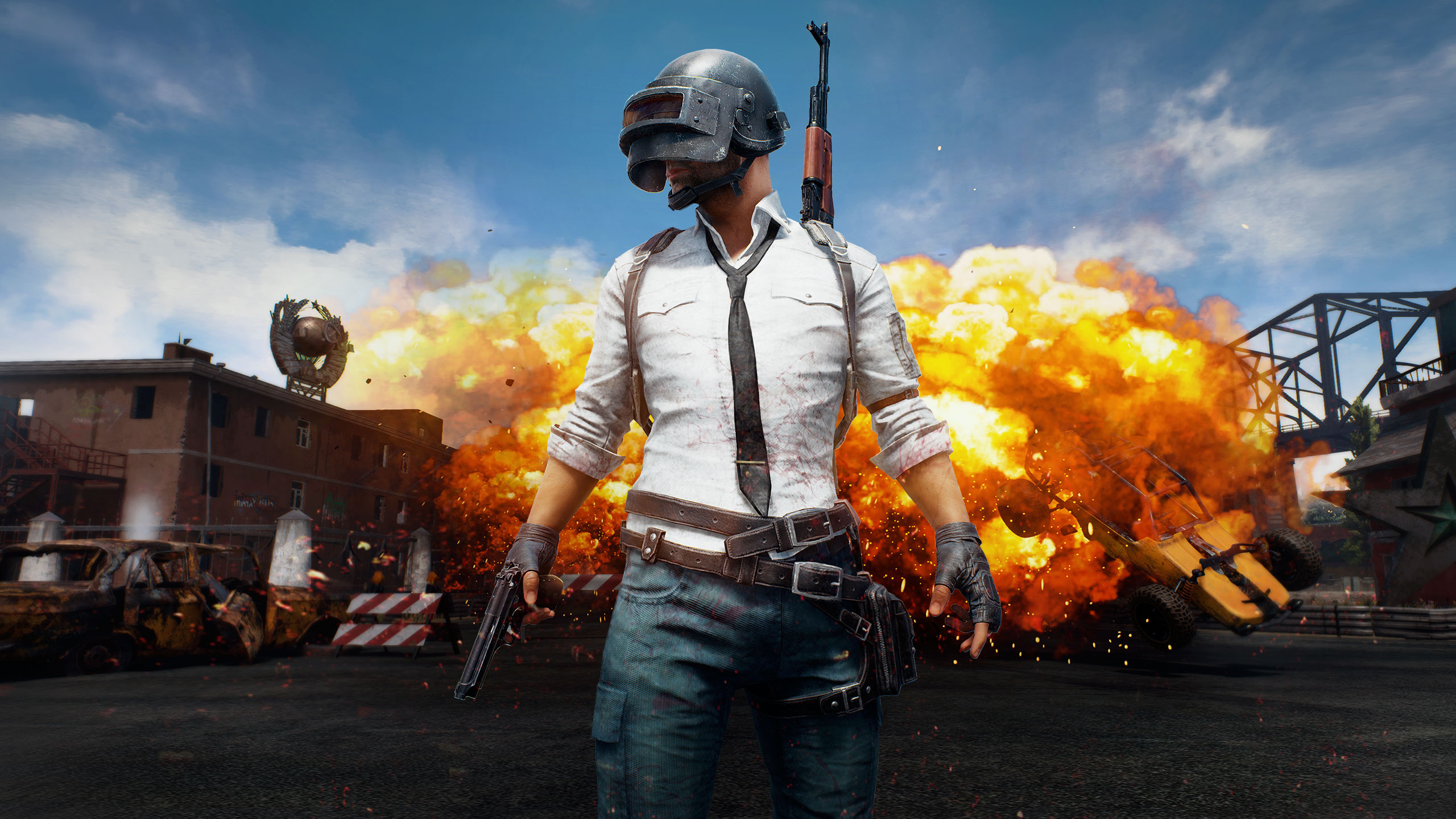 Download Pubg 1 Wallpapers To Your Cell Phone: Los 15 Mejores Juegos De PC Del 2017
