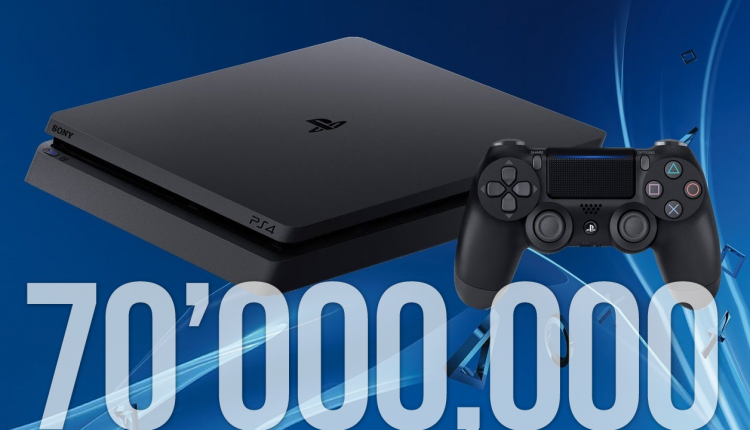 ps4 70 millones