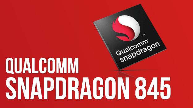 Qualcomm presentó su nuevo procesador Snapdragon 845 para