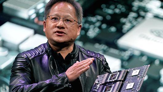 Jen-Hsun Huang, Fundador y CEO de NVIDIA