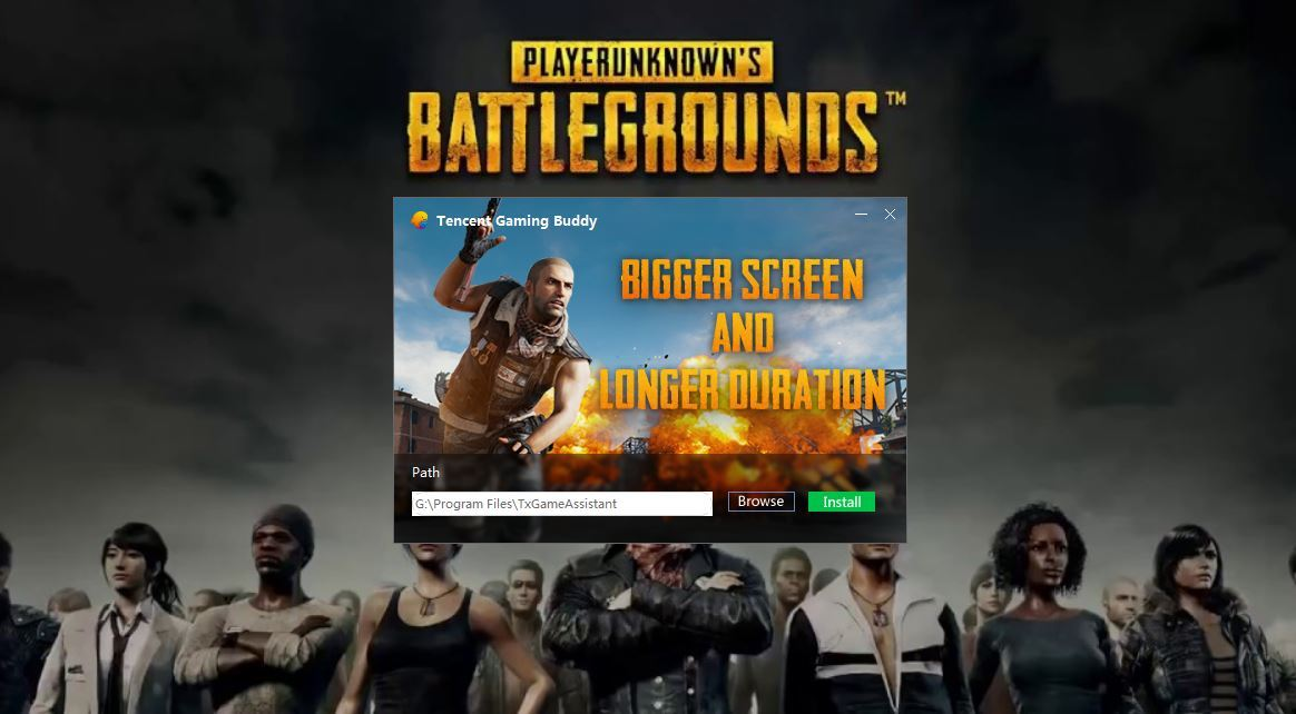 Pubg Mobile Ultra Hd Tencent Gaming Buddy: Pubg-mobile-tencent-gaming-buddy