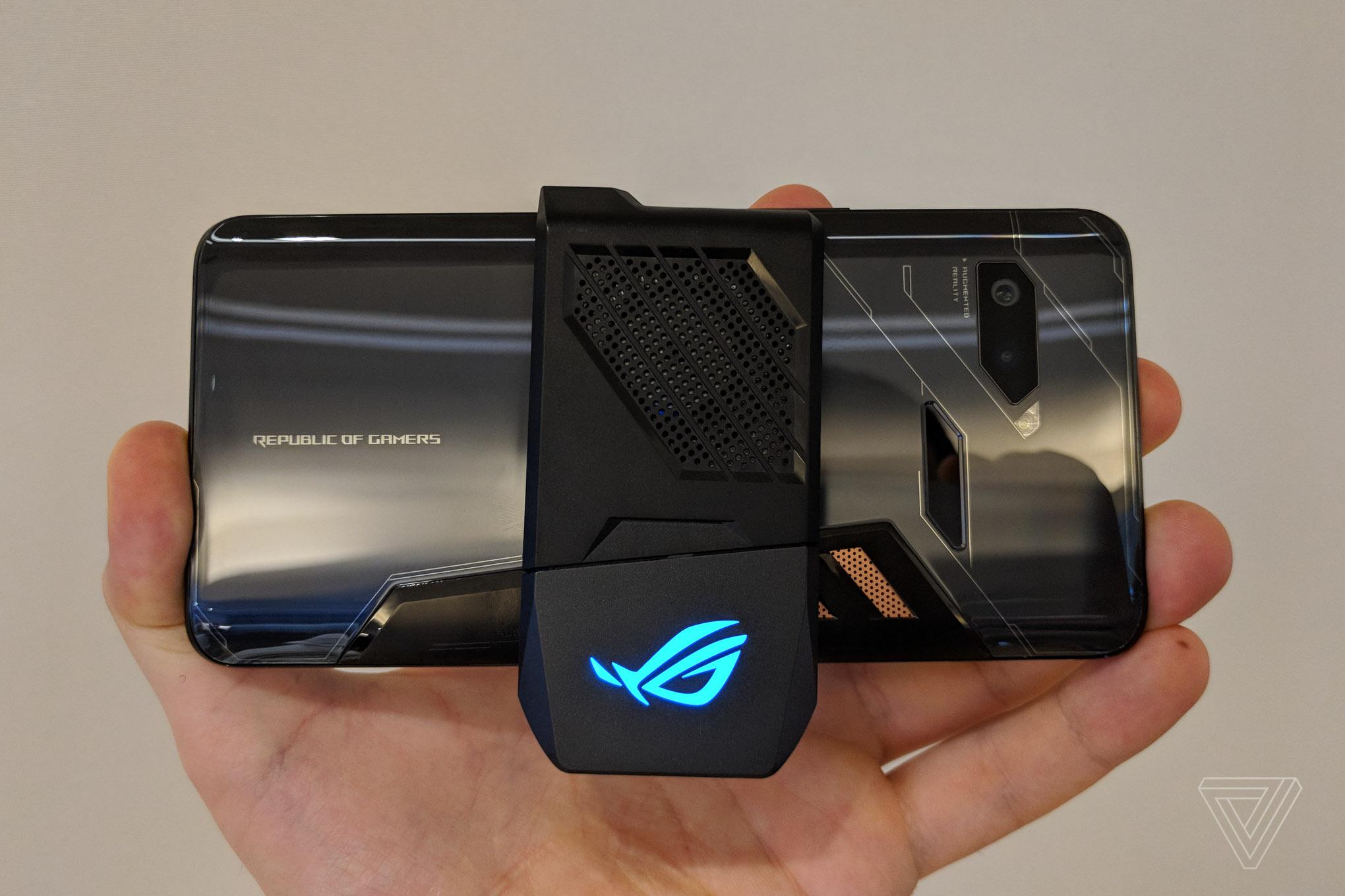 Resultado de imagen para Asus ROG Phone