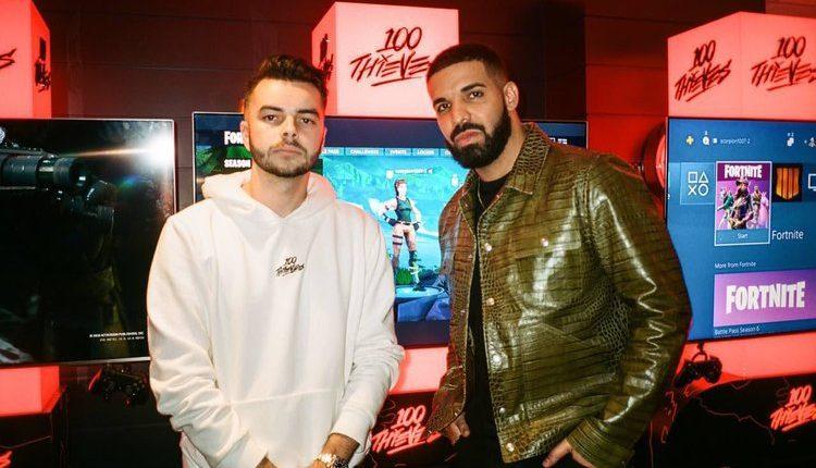 Drake100Thieves