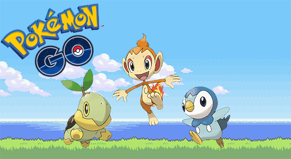 Pokémon GO: La cuarta generación (Sinnoh) llegará pronto al ...