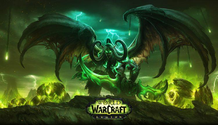 World_of_Warcraft_Legion_-_Wallpaper