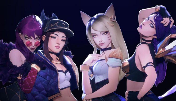 K/DA Group