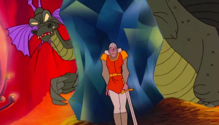 DragonsLairHeader