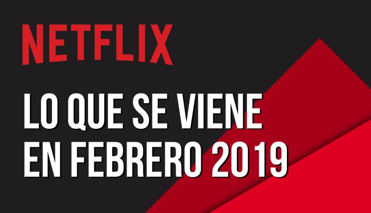 NetflixFebrero