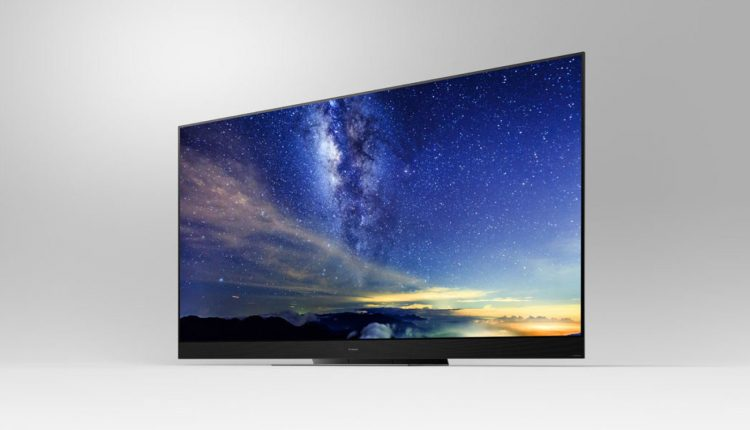 Panasonic GZ2000 Professional Edition 4K OLED Panel