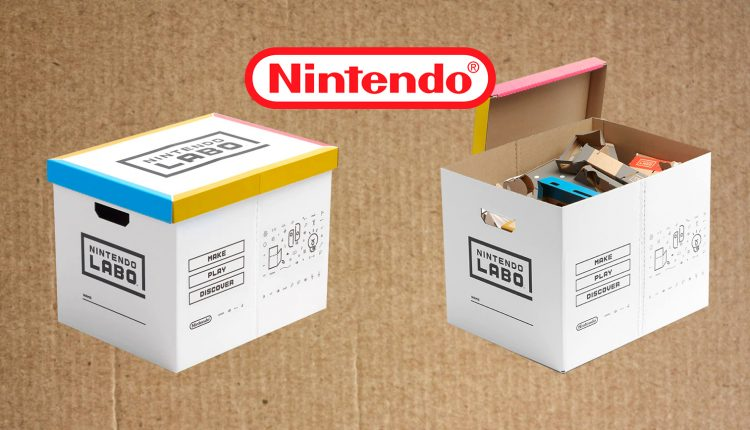 NintendoLaboBOX