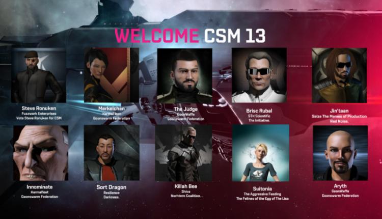 CSM 2013