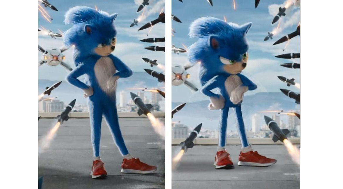 Resultado de imagen de sonic film