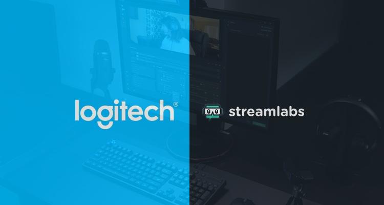 Logitech-Streamlabs