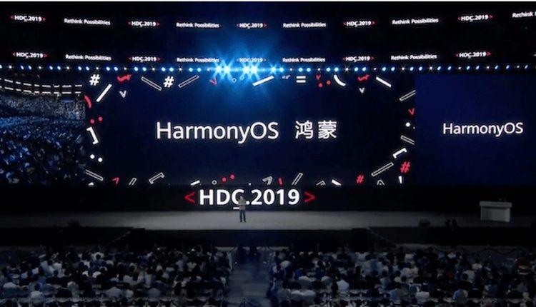 Huwei-HarmonyOS