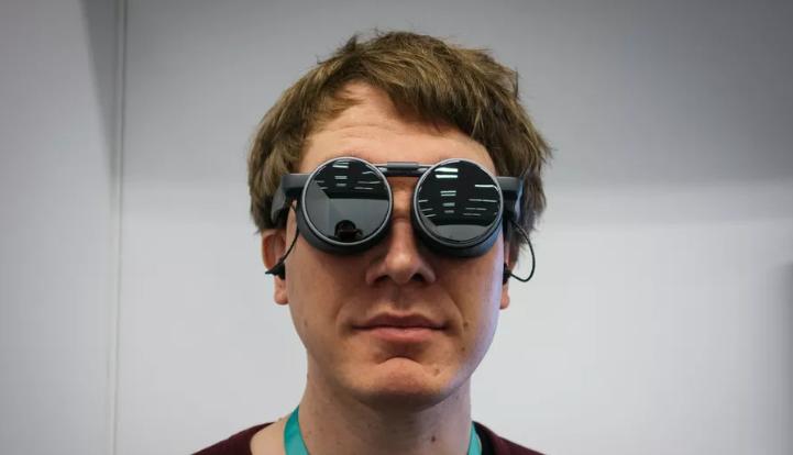 Glasses VR PAna