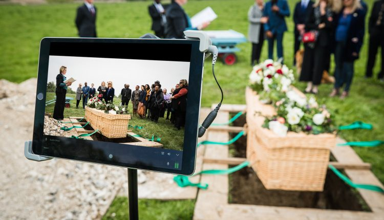 Funeral Live Streaming and Funeral Webcasting Services