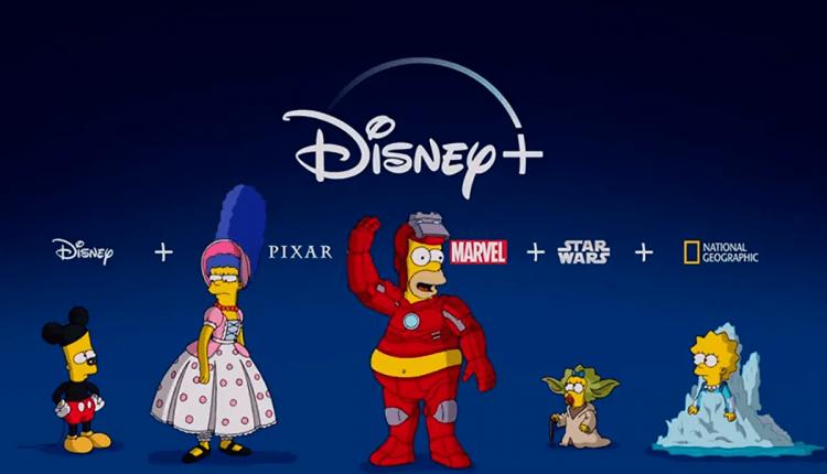 Los-Simpson-Disney-Plus