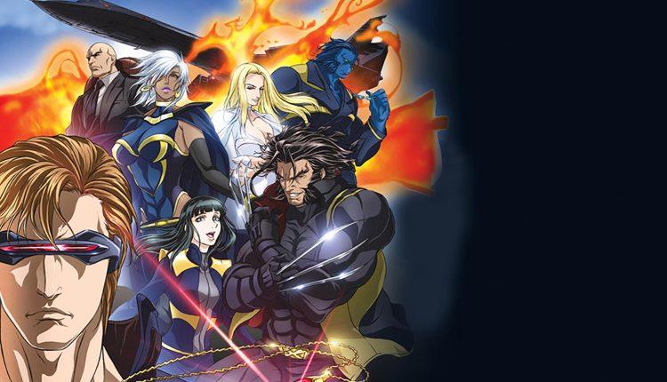 Marvel Anime – X-Men – Temporada 1