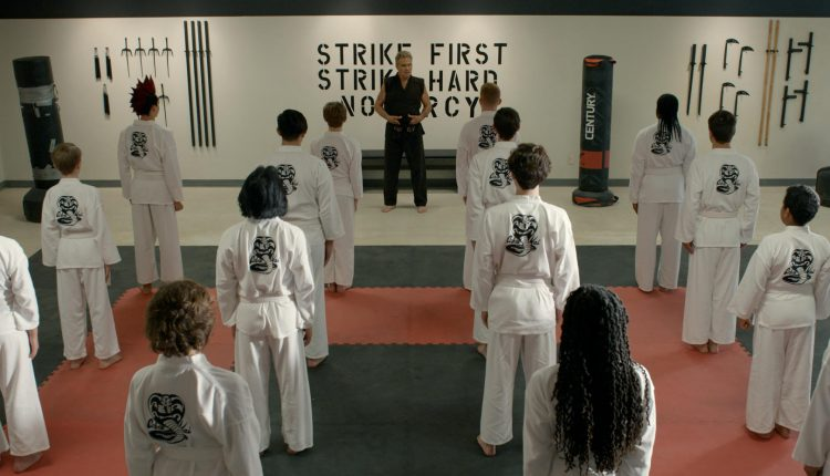 Cobra Kai – Temporada 3