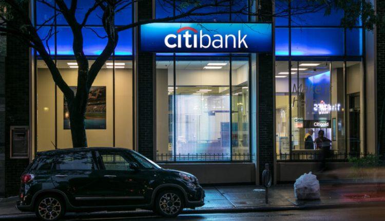 Citibank.
