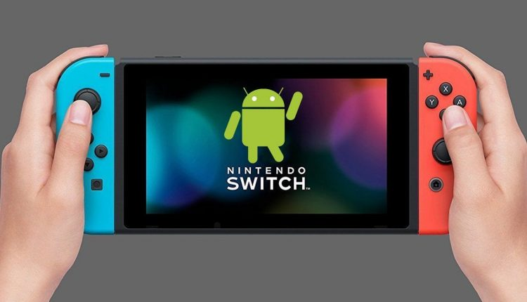 Android-en-Nintendo-Switch