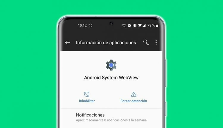 App-Android-System-WebView